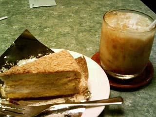 ケニヤン ケーキ+アイミティー
