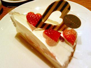 MICHELLE イチゴミルクケーキ