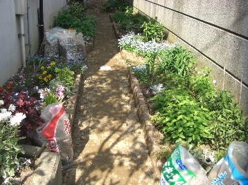 庭改造計画3