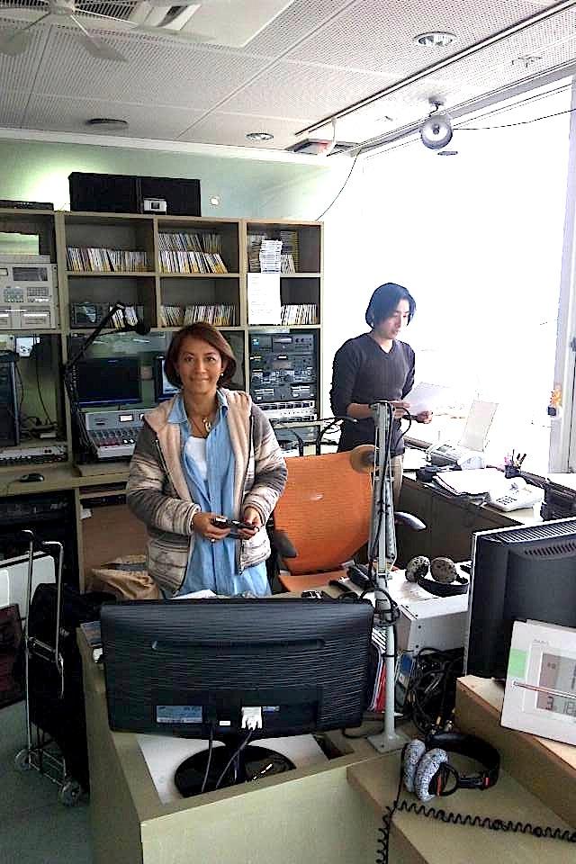 Shonan Beach FM Ms. Yuki Takeshita