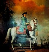 エカテリーナ 騎乗の勇姿