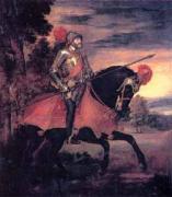 「カール5世騎馬像」1548年