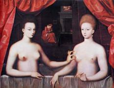 ガブリエルデストレとその妹
