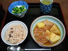 01-19 晩・玄米