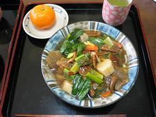 01-20 昼・玄米