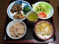 01-23 夜 玄米