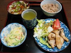 01-21 夜 玄米