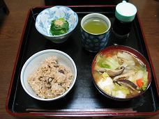 01-22 夜 玄米