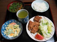 02-19 鶏唐揚げ