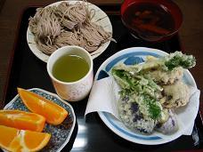 4-14 たらの芽の天ぷら
