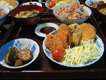 09-01 野菜のフライ
