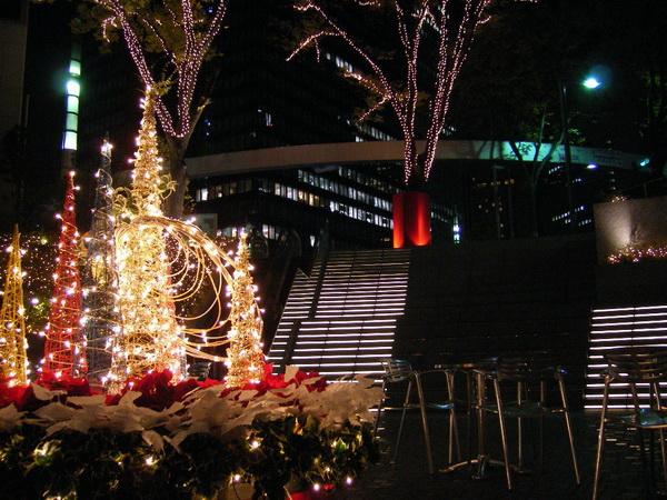 クリスマステーブル