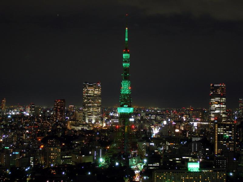緑タワー1
