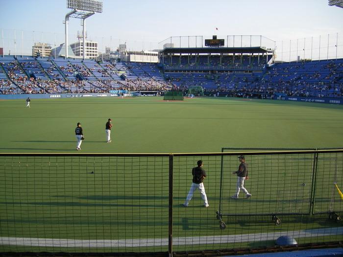 神宮野球場