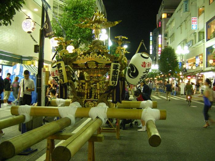 吉祥寺秋祭り2