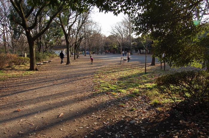 下池の広場