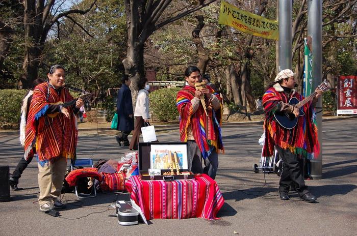 メキシコ楽団