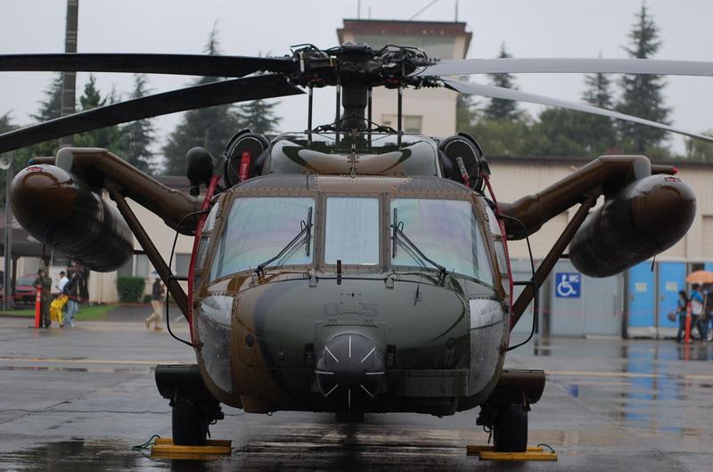 陸上自衛隊UH-60
