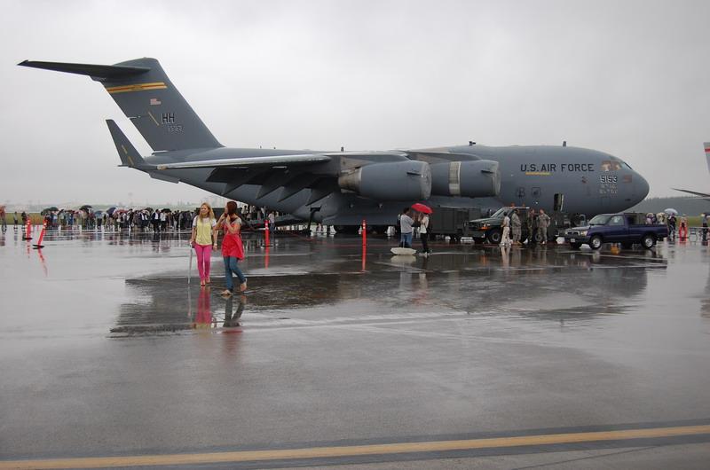 C-17輸送機