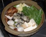 美味い牡蛎鍋