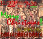 12/22 Xmas party flyer