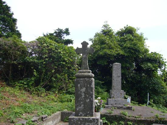 17キリシタン墓
