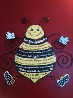 The Bee-Attitudes