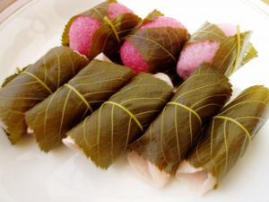 ルイママ作 「桜餅」