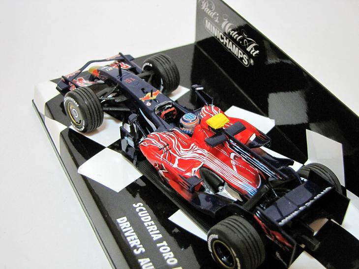 2008 トロ・ロッソ・フェラーリ STR3 佐藤...