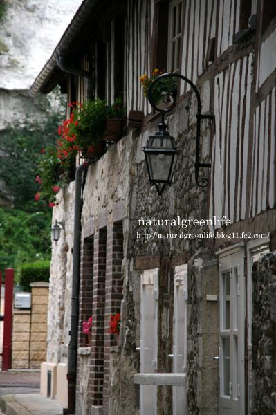 Normandie ラ・ブイユ村