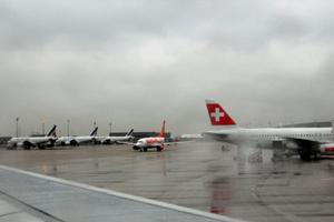 ロンドンの空港