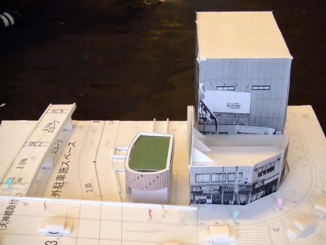090729天神橋模型