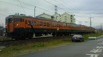 何線なんでしょうか。鉄道です。