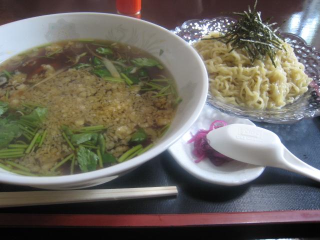 中華つけ麺