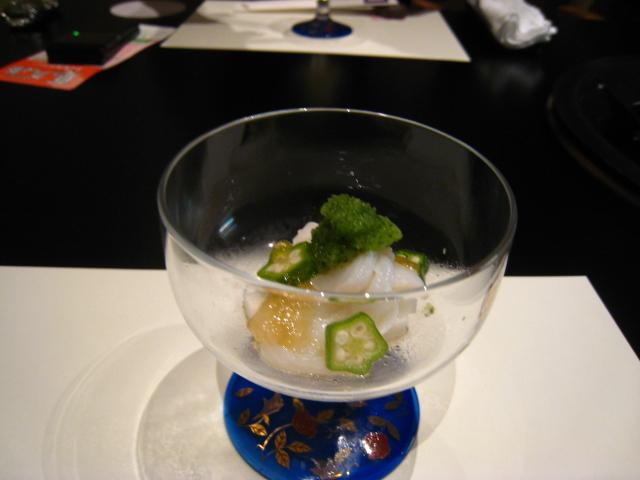 蛸の霙酢和え