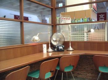 上島珈琲店内2