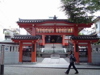 神楽坂・寺