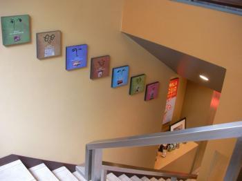 お茶の水階段