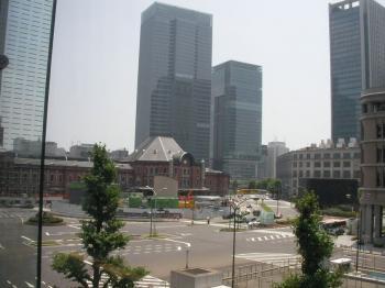 東京駅ビル