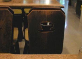 コピー ~ ルオー椅子