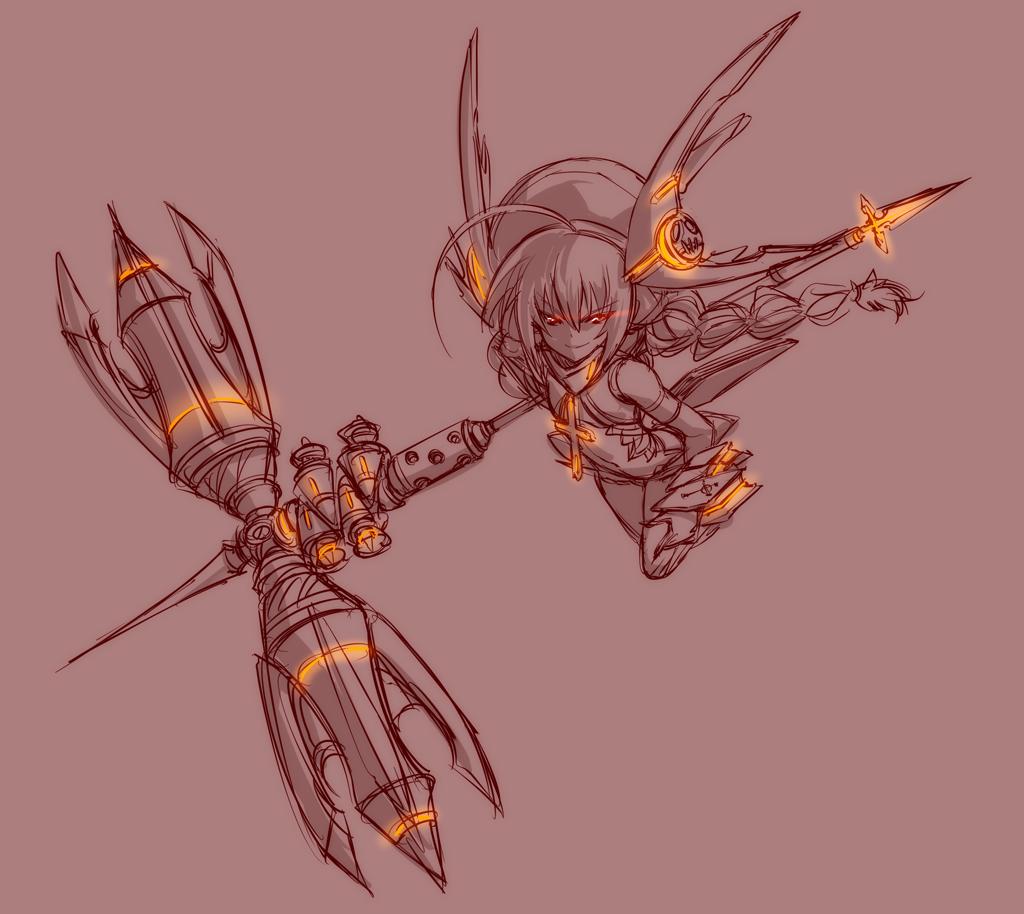 鉄槌の騎士Ⅱ