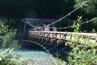 朝のカッパ橋