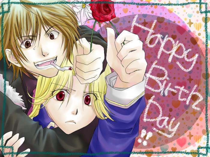 小登しゃんお誕生日おめでとうございます!