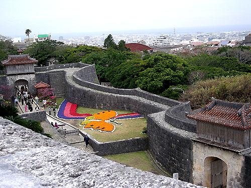 首里城城壁③