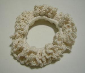シュシュ(綿糸)