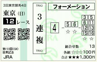 目黒記念3