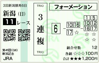 新潟記念3