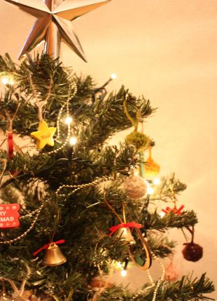 クリスマス色1