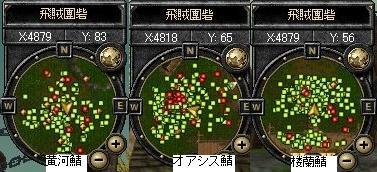 3鯖レーダー