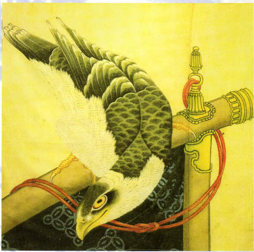 Bird of Hokusai